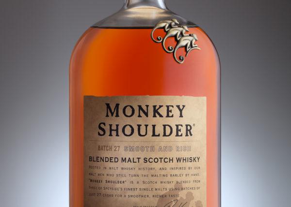 Photographie produit, whisky